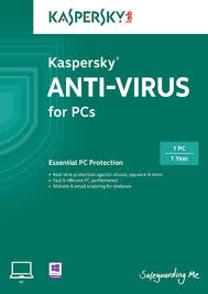 Kaspersky Anti-Virus 1PC